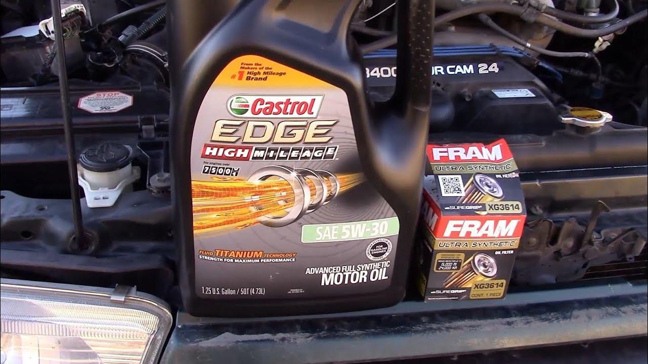 19 99 Oil Change >> 1999 Toyota 4runner 3rd Gen Oil Change