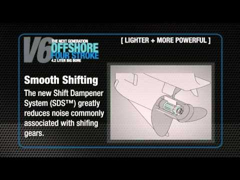 V6 Offshore Series