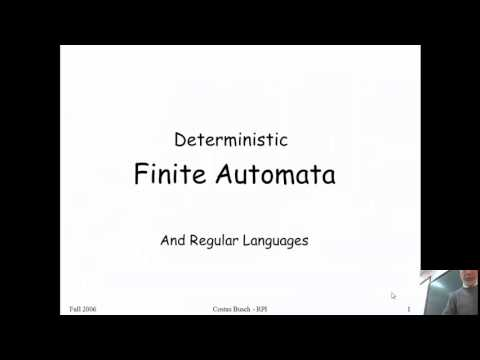 formal methods   1   DFA
