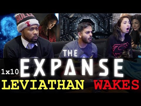 The Expanse - 1x10 Leviathan Wakes - Group Reaction + Discussion