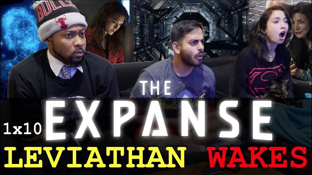 Download The Expanse - 1x10 Leviathan Wakes - Reaction