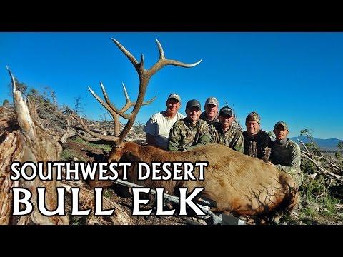 2013 Southwest Desert Limited Entry Elk