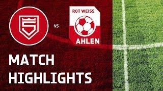 Sportfreunde Siegen - Rot Weiss Ahlen 3:2 (1:1)