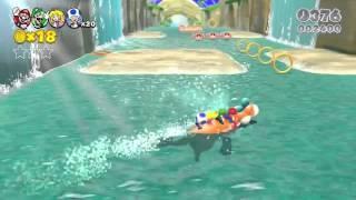 Super Mario 3D World трейлер версии для Wii U