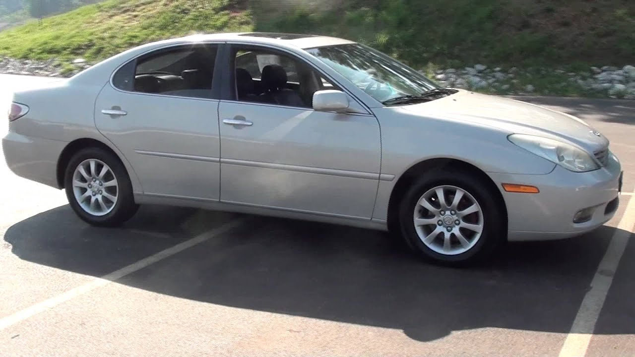 FOR SALE 2002 LEXUS ES 300 ONLY 93K MILES LUXURY PRICED TO