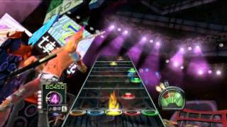 Guitar Hero III PC GamePlay -KeyBoard-