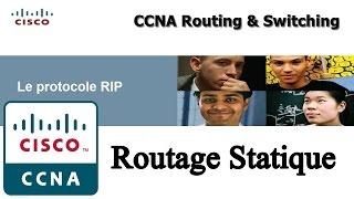 7 - Routage Statique (IPV4) - أجي تفهم روتاج ستاتيك بدارجة المغربية
