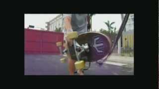 Surfing Skateboard KR7 衝浪滑板 KR7旋轉支架 公路拖行