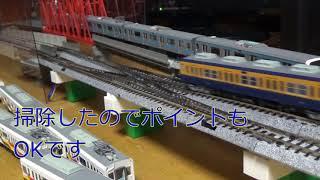マイルームに鉄道模型を敷設してみた