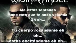 Wisin & Yandel - Me estas tentando Lyrics Gta 4 (Tbogt)