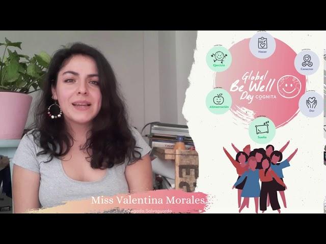 Invitación al Global Be Well Day Manquecura Ciudad de los Valles