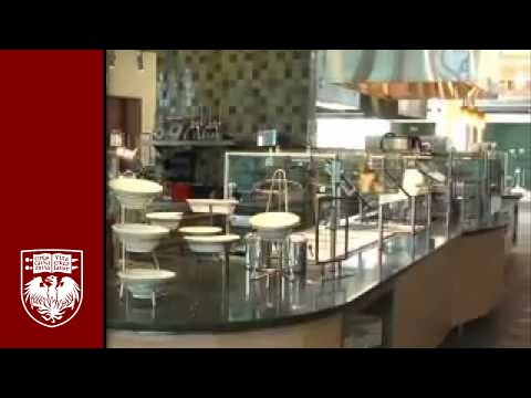 South Campus Dining Hall Tour