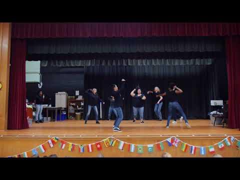 [Taste of Nations] Exodus Dance Crew at Margaret Beeks Elementary School