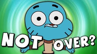 Gumball ISN'T OVER? Cartoon Network's Strange Promotion!