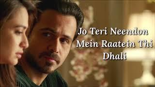 Yaad Hai Na Lyrics | Raaz Reboot | Arijit Singh |