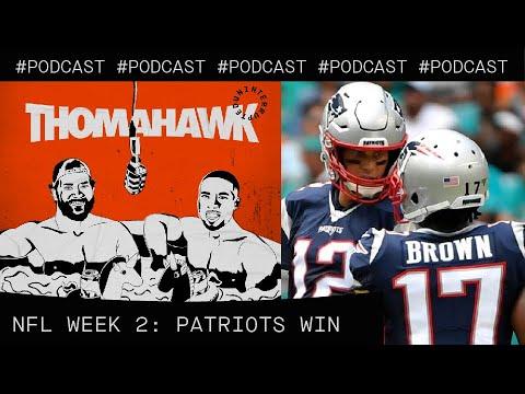Go Patriots >> Will The Patriots Go 16 0 The Thomahawk Show