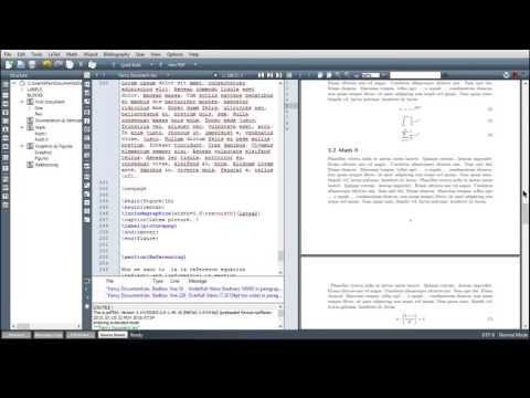 Labels and References in Latex: Basic and Advanced Solutions - Latex Beginners' Course #08