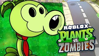 ROBLOX: PLANTS VS ZOMBIES