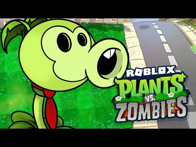 ROBLOX: PLANTS VS ZOMBIES