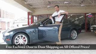2007 Maserati GT FOR SALE Tony Flemings Ultimate Garage reviews horsepower ripoff complaints video