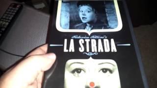 CRITERION REVIEW: Fellini