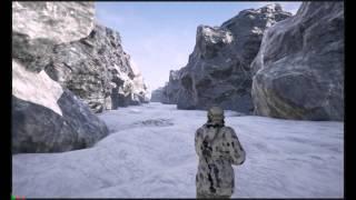 Pré-Alpha Teste - Mapa Neve ( The Last War)