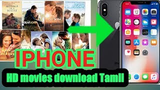 iPhone hd movies download