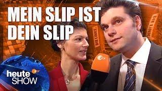 So geht Sozialismus: Lutz van der Horst auf dem Linken-Parteitag | heute-show