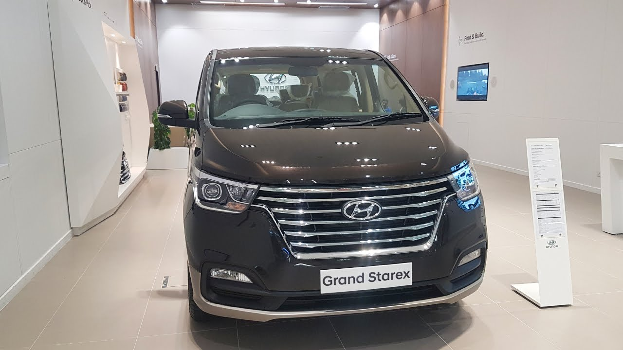 Hyundai Grand Starex 2019 Complete Review Tour - YouTube