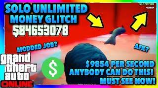 Make $9,854 Every Second Using FISH GLITCH!! (GTA 5 Money Glitch) *GTA 5 Unlimited Money* 1.46 link?
