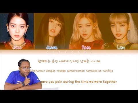 My First Time Reacting To BLACKPINK K-Pop (Hope Not, Kick It & Don't Know What To Do)