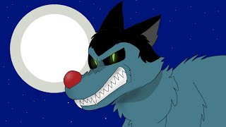 "Oggy turns into a Werewolf! ""Oggy & the Cockroaches"""