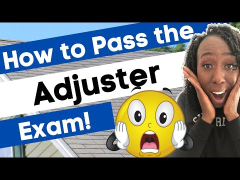 #7| 💯FREE Claims Adjuster Training‼️ ℹ️ (Listen Everyday) To Pass Property & Casualty Insurance Exam