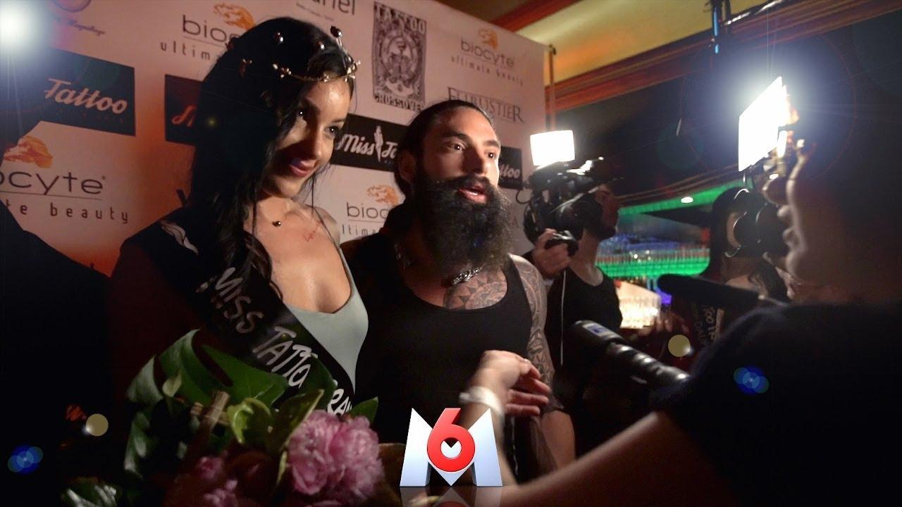 David Michigan President Du Jury De Miss France Tattoo 2018 66