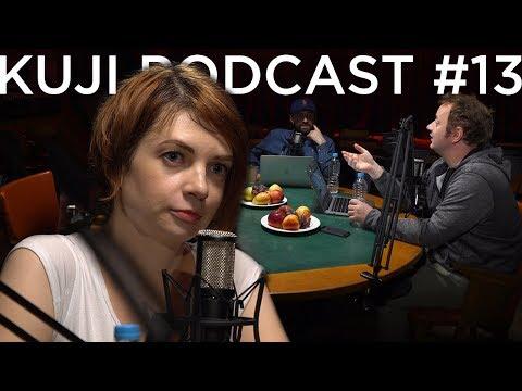 Дарья Варламова: биполярное расстройство и депрессия (KuJi Podcast 13)