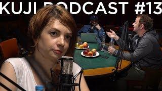 KuJi Podcast 13: Дарья Варламова.