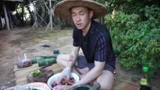 วิถีบ่าวบ้าน- ตอน ไก่กระบอกเผาฟาง by.ชมรมบ่าวบ้านแห่งประเทศไทย