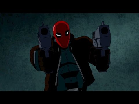 Lego How To Make Jason Todd Red Hood From Batman Under The ...