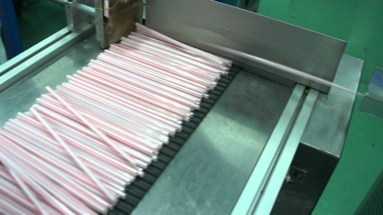Image result for drinking straw manufacturing