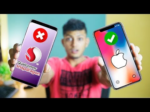 Why Apple Processors are Better than Android Processors!