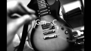 Gm backing track Funk. Gm - C
