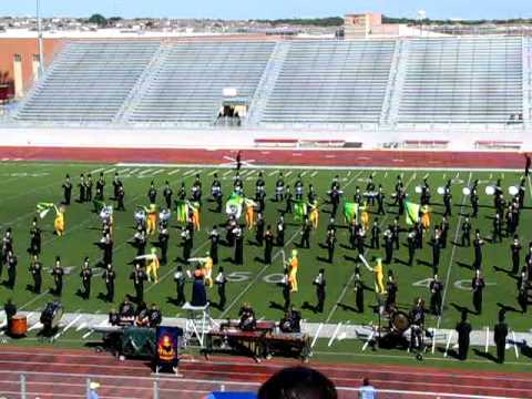 Samuel Clemens Band UIL 2010.AVI