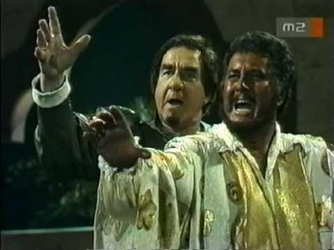 Verdi: Otello - Si, pel ciel marmoreo giuro! (Róbert Ilosfalvy, György Melis)
