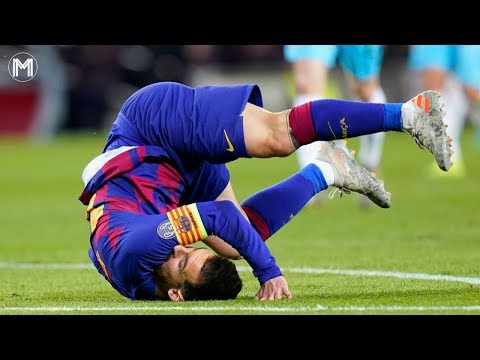 This Is How Tough It Is To Be Lionel Messi