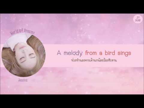 [Karaoke-Thaisub] Jessica (제시카) - World of Dreams
