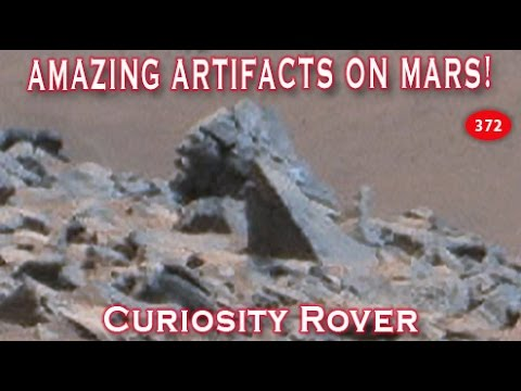 Ancient Artifacts Found On Mars - SOL 1044
