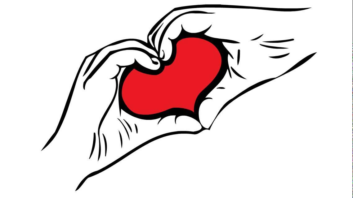 Ben noto Come disegnare mani facendo un cuore - YouTube IR47