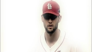 St. Louis Cardinals - 2013 NL Champions -  Eyes Closed