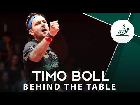 Timo Boll Exclusive Interview | German Table Tennis Legend