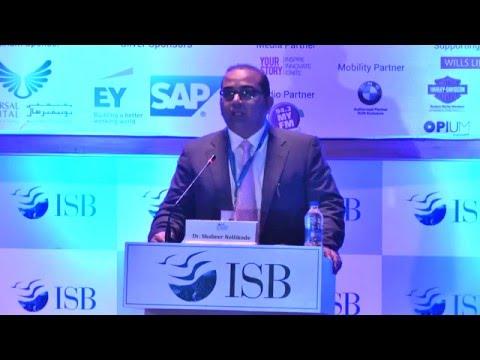 Dr. Shabeer Nellikode's speech at ISB Leadership Summit 2015
